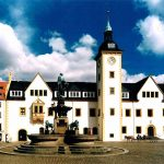 Rathaus in Freiberg